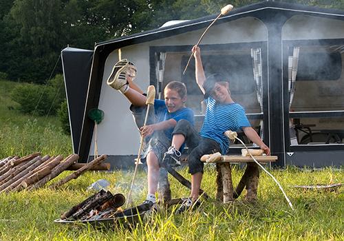 Camp to Go - Luifels en voortenten
