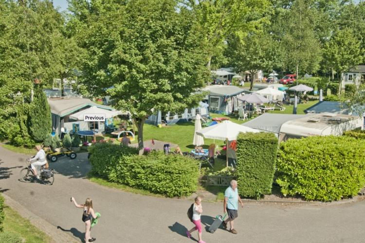 Camping Delftse Hout, Delft
