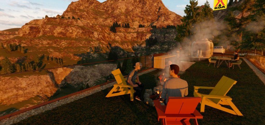 Camping van de Toekomst