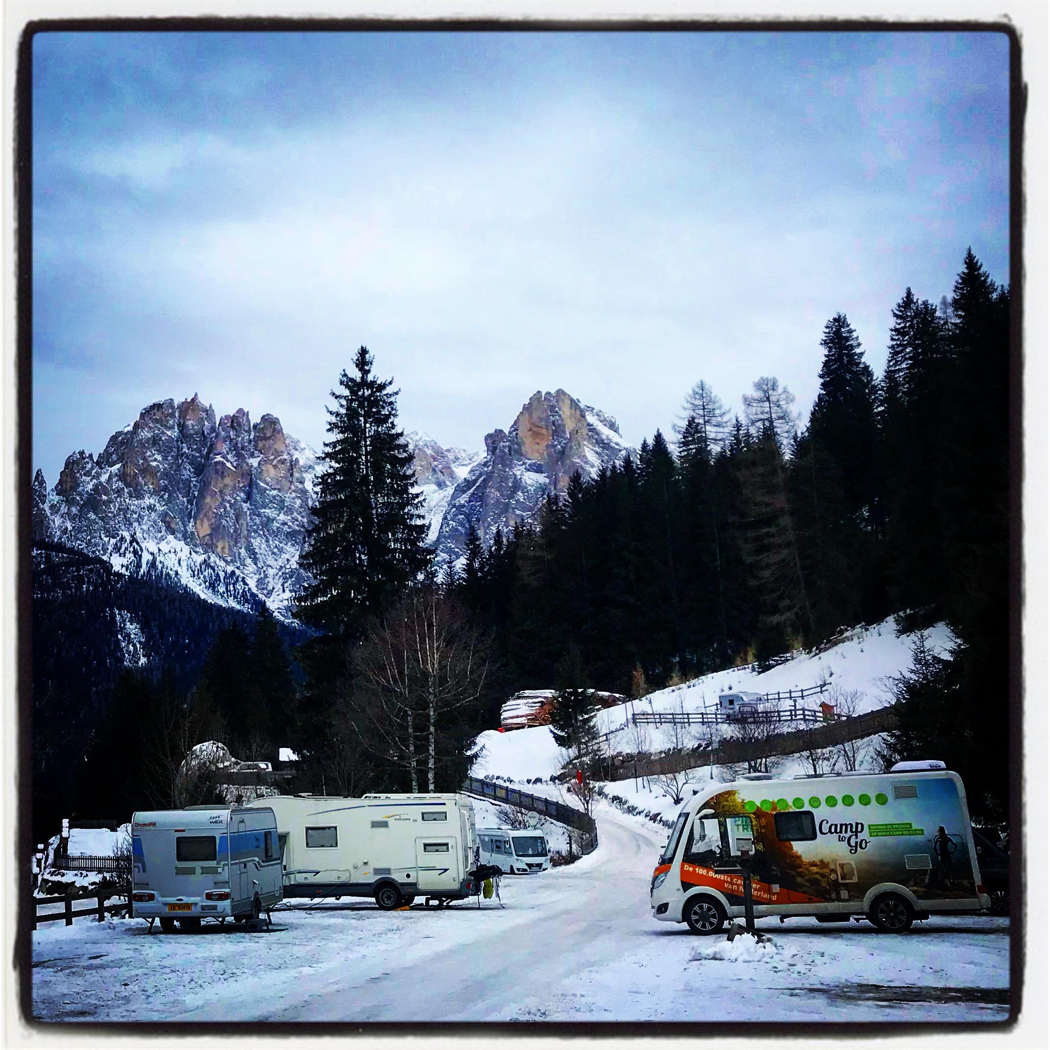 winterkamperen camp-to-go