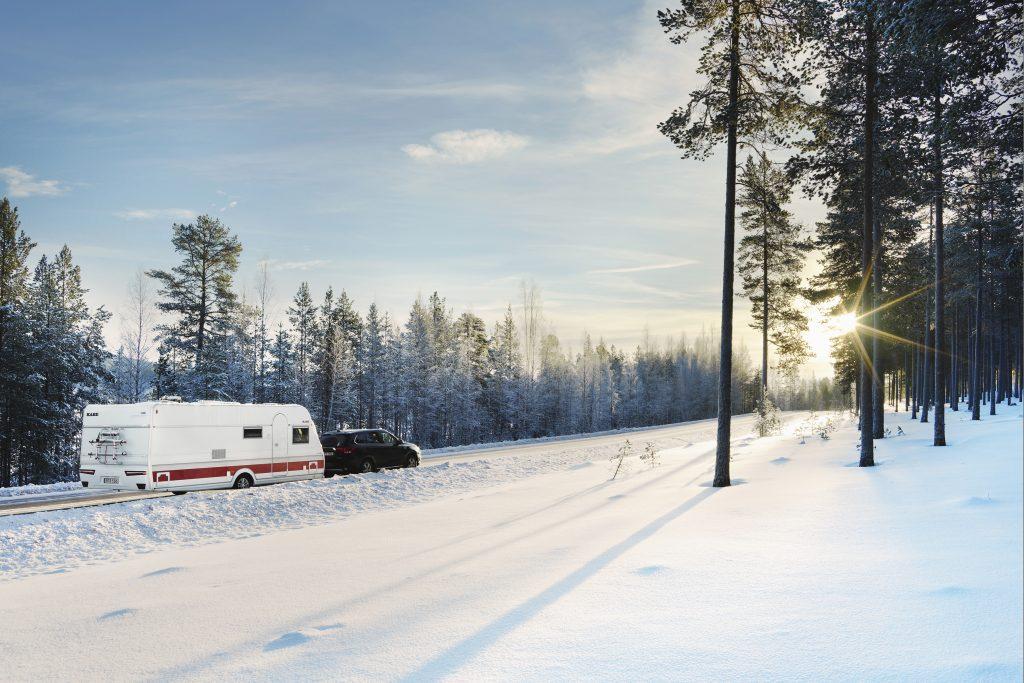 winterkamperen met Kabe